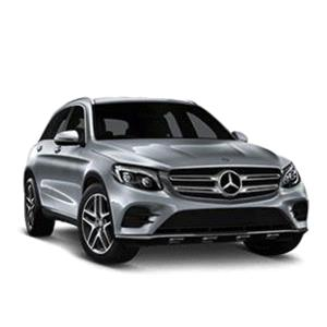 Rental Mercedes-Benz GLC, Cadillac XT5, Land Rover Discovery Sport