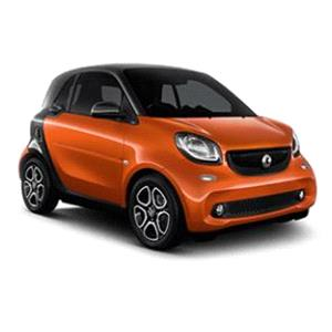 Rental Smart fortwo