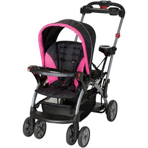 Rental Baby Trend Sit Stand Ultra Single Stroller, Bubble Gum