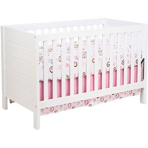 Rental Baby Mod Modena 3-in-1 Convertible Crib White