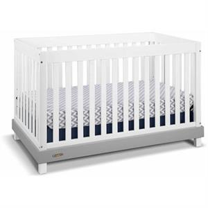 Rental Graco Maddox 4 in 1 Convertible Crib White/Gray