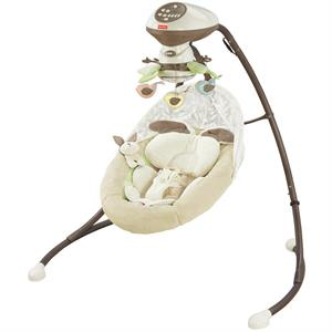 Rental Fisher-Price My Little Snugabunny Cradle  Swing