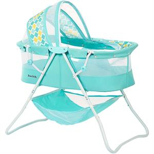 Rental Dream On Me Karley Bassinet, Aqua