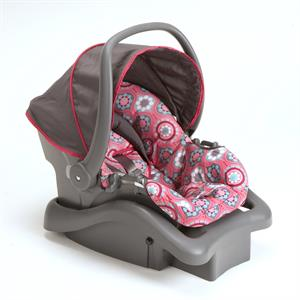 Cosco Light  Comfy DX Infant Car Seat, Choose Your Pattern