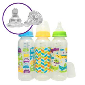 Parents Choice Bottles, 9 fl oz, 3 Count