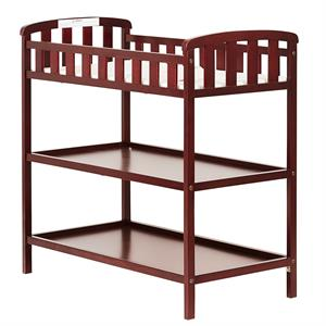 Dream On Me, Emily Changing Table with Pad, Choose Your Finish