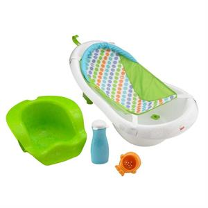 Fisher-Price 4-in-1 Sling  Seat Tub, Green