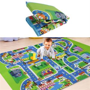 Rental For Kid Play Toy Creeping Mat Children in Developing Carpet Baby In Foam Rug