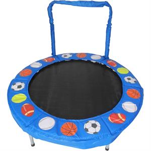 Jumpking Trampoline 4 Sport Balls Bouncer for Kids
