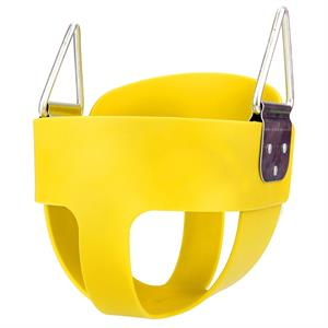 Ancheer Safe Baby SwingSet Children Full Bucket Seat Swing
