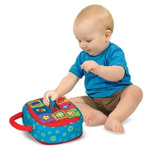 Rental Take Along Shape Sorter Baby and Toddler Toy