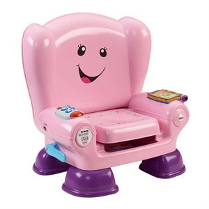 Rental Fisher-Price Laugh  Learn Smart Stages Chair Pink