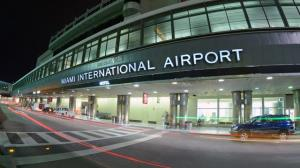 Airport transfer Miami