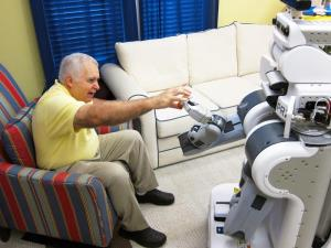 Robots for elder care