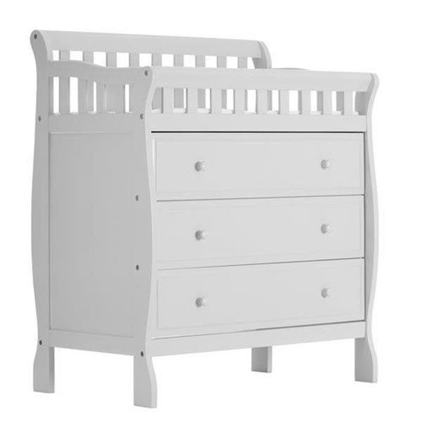 Rental Dream On Me Marcus Changing Table And Dresser, Choose Your Finish
